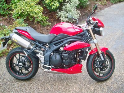 Triumph Speed Triple 1050 Naked 1050