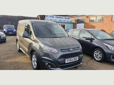 Ford Transit Connect Panel Van 1.6 TDCi 200 L1 Limited 4dr