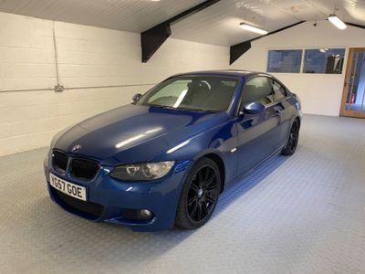 BMW 3 Series Coupe 2.0 320d M Sport 2dr