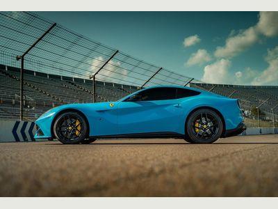 Ferrari F12 Berlinetta Coupe 6.2 F1 Dual Clutch 2dr