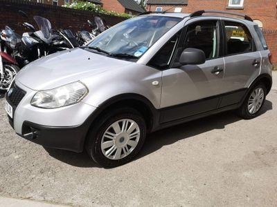 Fiat Sedici Hatchback 1.6 Dynamic 5dr