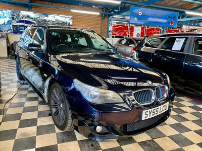 BMW 5 Series Estate 2.5 523i Sport Touring 5dr