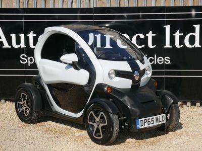 Renault Twizy Coupe Dynamique Auto 0dr Battery Lease