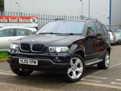 BMW X5 SUV 3.0d Sport Exclusive Edition 4WD 5dr