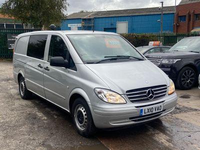 Mercedes-Benz Vito Panel Van 2.1 CDI EXTRA LONG 6 SEATER