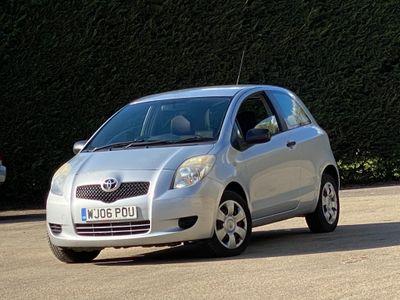 Toyota Yaris Hatchback 1.0 VVT-i T2 3dr
