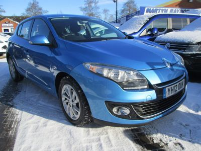 Renault Megane Hatchback 1.6 dCi Dynamique Tom Tom (s/s) 5dr