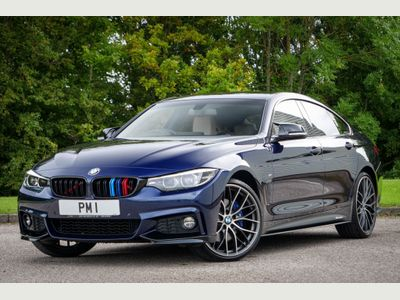 BMW 4 Series Gran Coupe Hatchback 2.0 420i GPF M Sport Gran Coupe Auto (s/s) 5dr