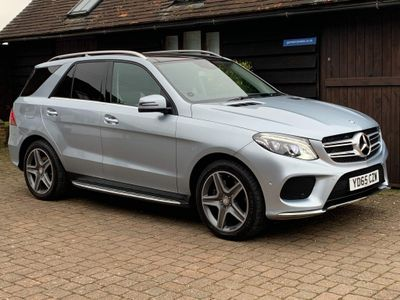 Mercedes-Benz GLE Class SUV 3.0 GLE500e V6 8.8kWh AMG Line (Premium Plus) G-Tronic+ 4MATIC (s/s) 5dr