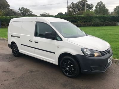 Volkswagen Caddy Maxi Other 1.6 TDI C20 Maxi Startline Panel Van 5dr