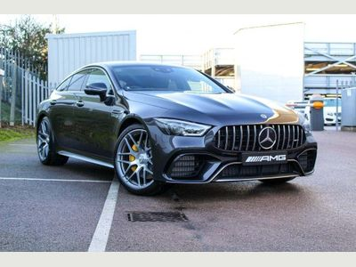 Mercedes-Benz AMG GT Coupe 4.0 63 V8 BiTurbo S Edition 1 SpdS MCT 4MATIC+ (s/s) 4dr