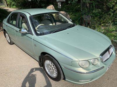 Rover 75 Saloon 2.0 CDT Connoisseur 4dr