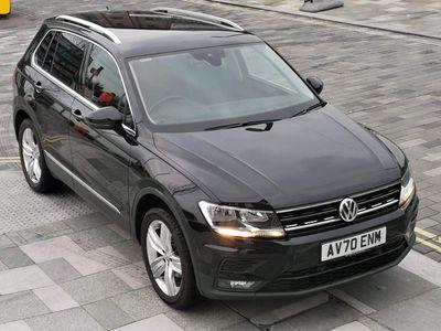 Volkswagen Tiguan SUV 1.5 TSI EVO Match DSG (s/s) 5dr