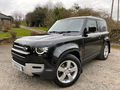 Land Rover Defender 90 SUV 3.0 D250 MHEV HSE Auto 4WD (s/s) 3dr