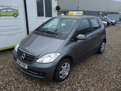 MERCEDES-BENZ A CLASS Hatchback A160 BLUEEFFICIENCY CLASSIC SE