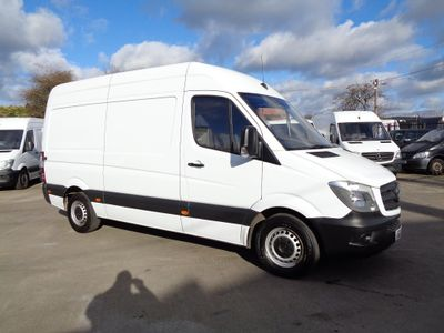 Mercedes-Benz Sprinter Panel Van 2.1 CDI 313 High Roof Panel Van 4dr MWB