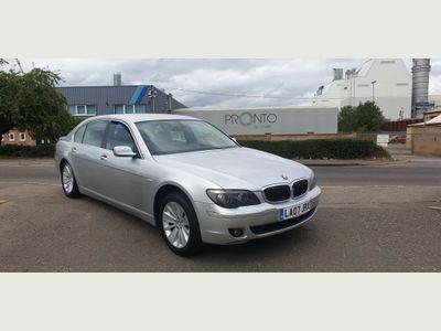 BMW 7 Series Saloon 3.0 730Ld SE LWB Saloon 4dr