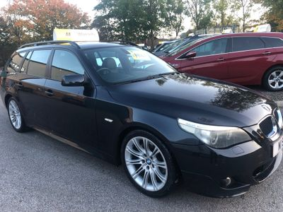 BMW 5 Series Estate 2.5 525i Sport Touring 5dr
