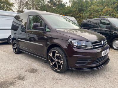 Volkswagen Caddy Panel Van 1.0 TSI C20 BlueMotion Tech Trendline EU6 (s/s) 5dr