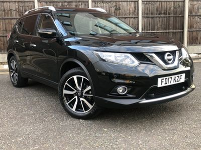 Nissan X-Trail SUV 1.6 DIG-T N-Vision (s/s) 5dr