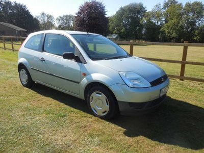 FORD FIESTA Hatchback 1.3 Finesse 3dr