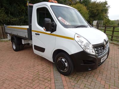 Renault Master Tipper ML35 EURO 6 DRW TIPPER