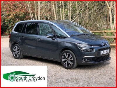 Citroen Grand C4 Picasso MPV 1.6 BlueHDi Feel EAT6 (s/s) 5dr