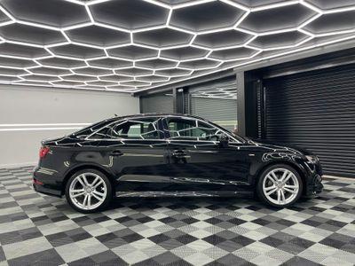 Audi A3 Saloon 1.6 TDI S line S Tronic (s/s) 4dr