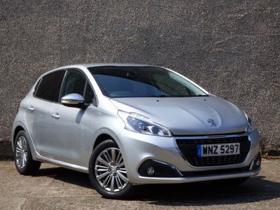 Peugeot 208 Hatchback 1.2 PureTech Allure ETG (s/s) 5dr