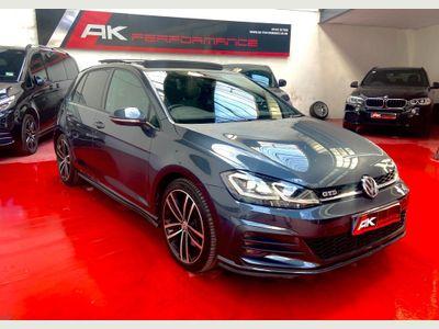Volkswagen Golf Hatchback 2.0 TDI GTD DSG (s/s) 5dr