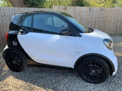 Smart fortwo Coupe 0.9T Prime Sport (s/s) 2dr