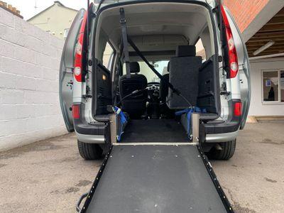 Renault Kangoo MPV 1.6 16v Expression 5dr