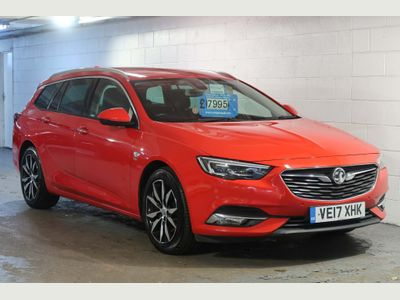 Vauxhall Insignia Estate 2.0 Turbo D BlueInjection Elite Nav Sports Tourer (s/s) 5dr