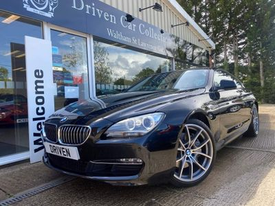 BMW 6 Series Coupe 3.0 640i SE (s/s) 2dr