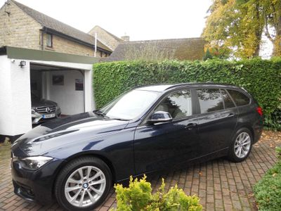 BMW 3 Series Estate 2.0 320d SE Touring Auto (s/s) 5dr