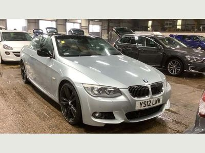 BMW 3 Series Convertible 2.0 320d Sport Plus Edition 2dr