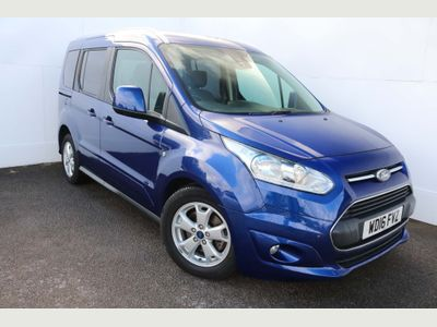 FORD TOURNEO CONNECT MPV 1.5 TDCi Titanium Powershift (s/s) 5dr (EU6)