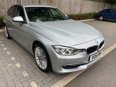 BMW 3 Series Saloon 2.0 320i Luxury xDrive 4dr