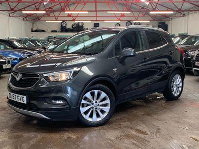 Vauxhall Mokka X SUV 1.6i Elite (s/s) 5dr
