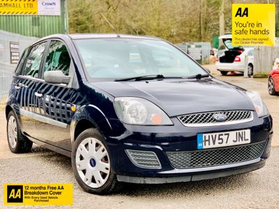 Ford Fiesta Hatchback 1.4 Style 5dr