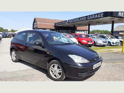 Ford Focus Hatchback 1.4 i 16v LX 3dr
