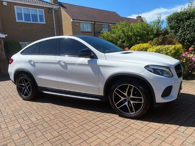 Mercedes-Benz GLE Class Coupe 3.0 GLE350d V6 AMG Night Edition (Premium Plus) G-Tronic+ 4MATIC (s/s) 5dr