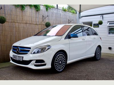 Mercedes-Benz B Class MPV E Electric Art (Premium) 5dr (133kw)