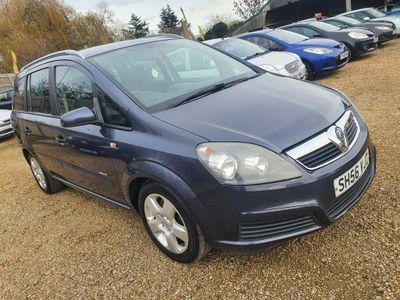 Vauxhall Zafira MPV 1.9 CDTi Energy 5dr (7 Seat)