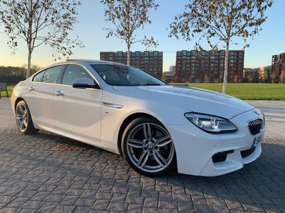 BMW 6 Series Gran Coupe Saloon 3.0 640d M Sport Gran Coupe Auto (s/s) 4dr