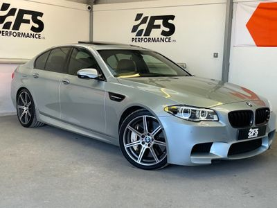 BMW M5 Saloon 4.4 V8 (Competition) M DCT (s/s) 4dr