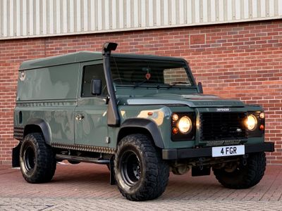LAND ROVER DEFENDER 110 SUV {Edition unlisted}