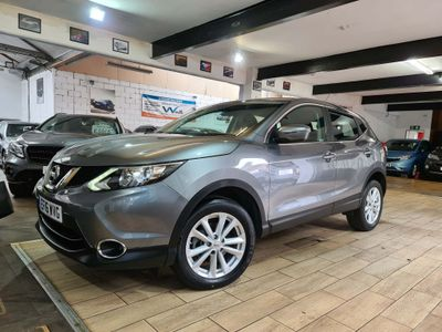 Nissan Qashqai SUV 1.2 DIG-T Acenta (Tech Pack) 5dr