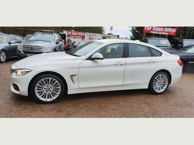 BMW 4 Series Gran Coupe Coupe 2.0 420i Luxury Gran Coupe xDrive 5dr