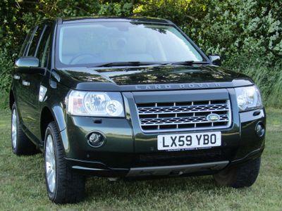 Land Rover Freelander 2 SUV 2.2 TD4e HSE 4X4 5dr